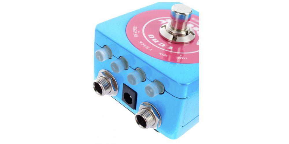 mooer sparkecho pedal conexiones