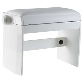 Dexibell DX BENCH MATT WHITE Banqueta