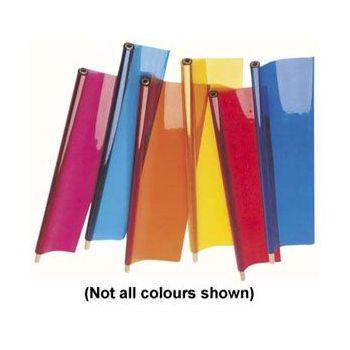 Showtec Colour Sheet 122 x 55 cm Filtro para Iluminación Azul Eléctrico 20115S