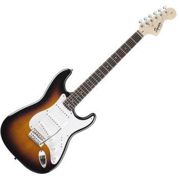 Fender Squier Affinity Series Stratocaster Brown Sunburst