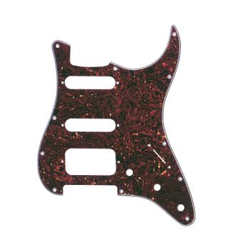 Fender Golpeador Stratocaster H/S/S 11Agujeros de montaje Tortoise Shell