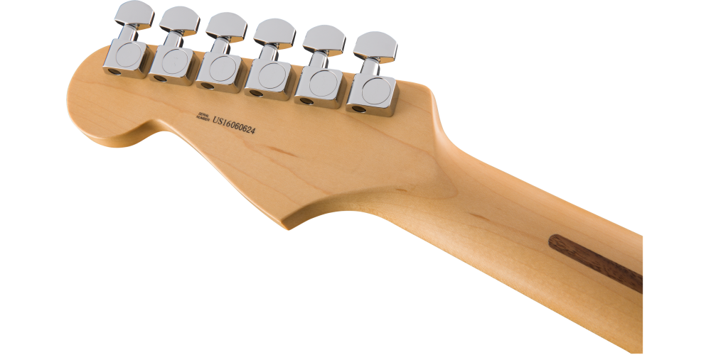 fender american pro stratocaster hss shawbucker rosewood fingerboard black afinadores