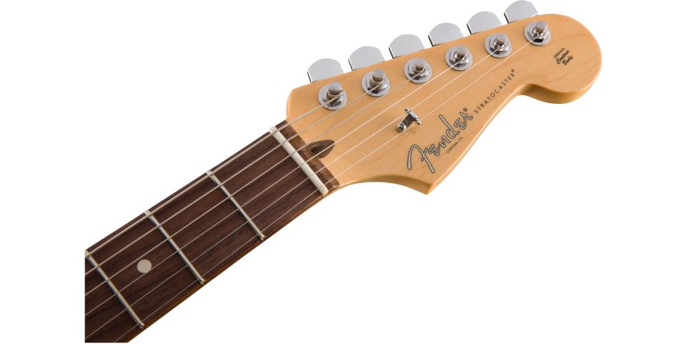 fender american pro stratocaster hss shawbucker rosewood fingerboard black pala