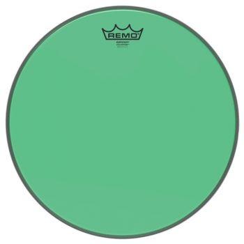 Remo 12 Emperor Colortone Green BE-0312-CT-GN