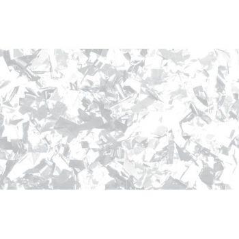 Antari White Metallic Confetti 1Kg Blanco 60914WH