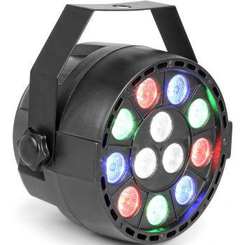 max PartyPar 12 x 1W RGB DMX 153231