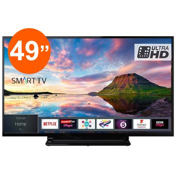 TOSHIBA TV LED 49