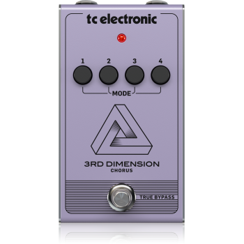 Tc electronic 3RD DIMENSION CHORUS, Pedal