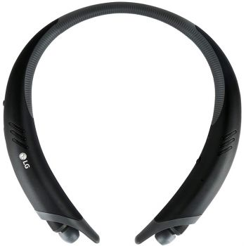 LG HBS-A-100 TONE+ Auriculares /Altavoces Bluetooth SPORT IPX4 Negro HBS-A100
