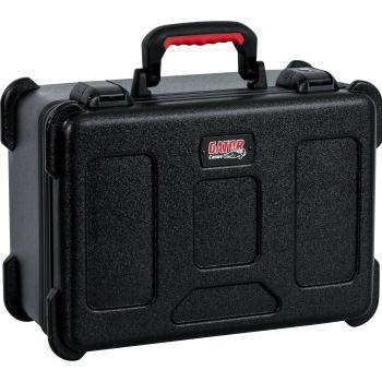 Gator GTSA-MICW7 Maletín Rígido de Transporte para 7 Micrófonos Inalámbricos y Accesorios