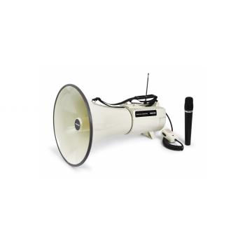 Fonestar MF-455W Megáfono con micrófono inalámbrico