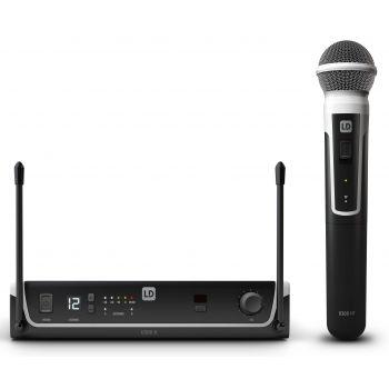 Ld Systems U305.1 Hhd Sistema Inalámbrico Con Micrófono De Mano Dinámico