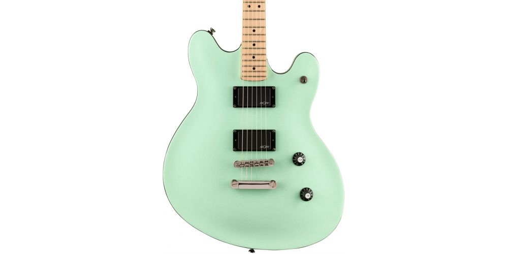 Fender SQ Cont Act Starcaster MN SP
