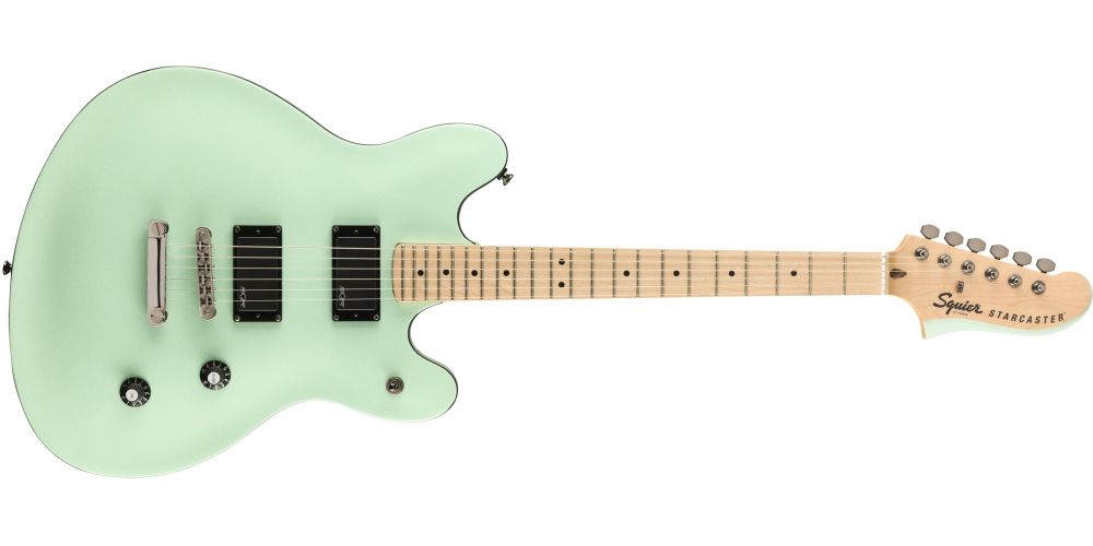 Fender Contemporary Active Starcaster®, Maple Fingerboard