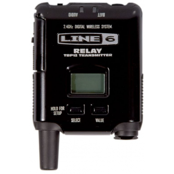 Line 6 TBP12G Transmisor de bolsillo 12 canales para Relay G50 y G90