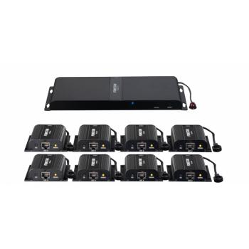 Fonestar FO-15CAT8E Distribuidor Extensión HDMI 1x8