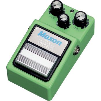 Maxon OD-9 Overdrive Pedal Efectos Guitarra