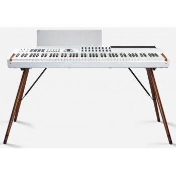 Arturia Keylab 88MK2 BUNDLE Teclado Controlador Híbrido de 88 notas