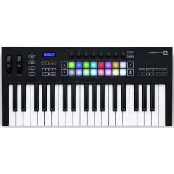 Novation Launchkey 37 MK3 Teclado Controlador MIDI de 37 Teclas