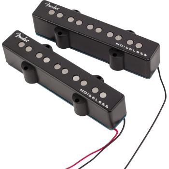 Fender Ultra Noiseless J Bass V Set de Pastillas para Bajo Eléctrico