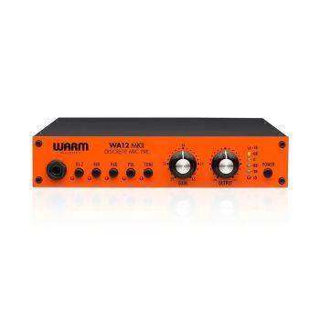 Warm Audio WA12 MKII Preamplificador de Micrófono