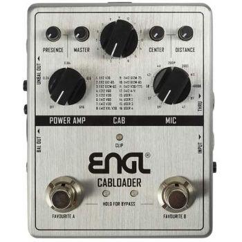 Engl Cabloader Pedal de Efectos para Guitarra Eléctrica