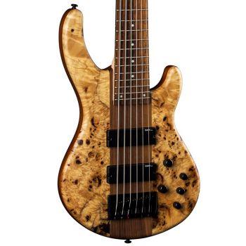 Dean Guitars Edge Select 6 String Burled Poplar SN. Bajo Eléctrico de 6 Cuerdas