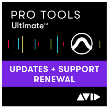 Avid Pro Tools Ultimate Upd Renewal Descarga