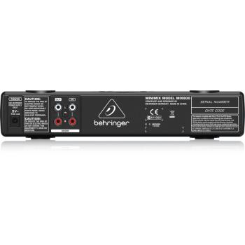 BEHRINGER MIX800 Procesador Modulo Karaoke Behringer MIX-800