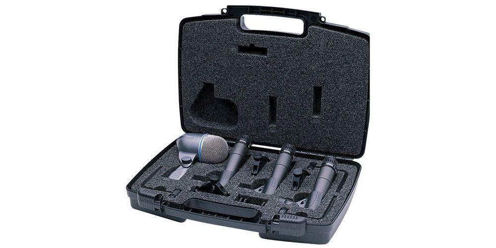 SHURE  DMK57-52 KIT Micrófonos bateria SET  DMK57-52