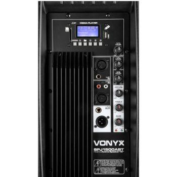Vonyx SPJ1500AB 178045 Altavoz Activo 15