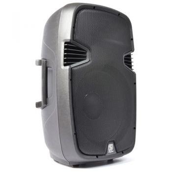 "SKYTEC SPJ1500AB 178045 Altavoz Activo 15"" 300w MP3 Bluetooth Unidad"