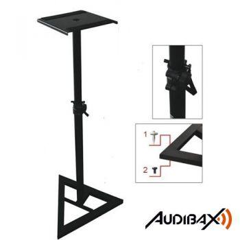 Soporte suelo para Monitor de Estudio Audibax STAND-SM1-MH RF:134 ( Unidad )
