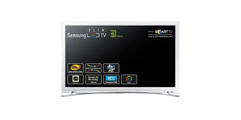 samsung ue22h5610 tv 22 blanco