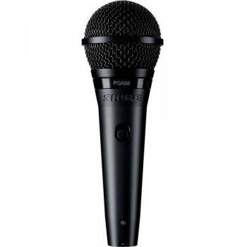 SHURE PGA58 XLR Micrófono cardioide dinámico para voces