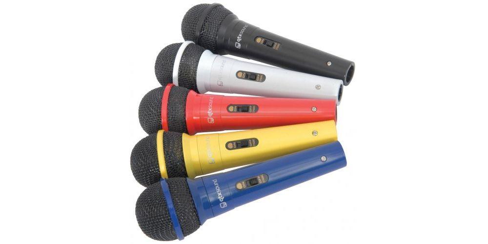 microfono qtx dm5x