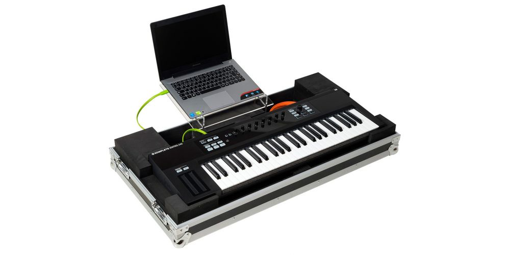 Walkasse WMK S49 Flight case Keyboard-controller 49 keys LTS