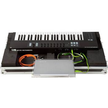 Walkasse WMK S49 Flight case Keyboard-controller 49 keys LTS