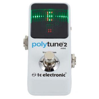 TC Electronic PolyTune 2 Mini Afinador
