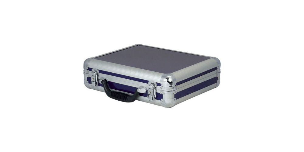 dap audio case for 7 microphones d7304u
