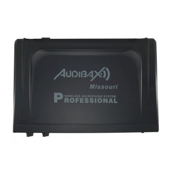 Audibax Missouri 2000 Microfono Inalámbrico Mano VHF Rango B