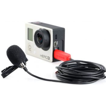 Saramonic SR-GMX1 microfono lavalier