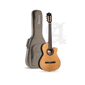 Alhambra CS-LR-CW-E1 Guitarra Clásica + Funda