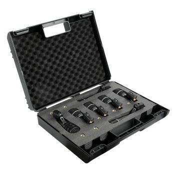 DAP Audio DK-7 Set de Micrófonos de Batería