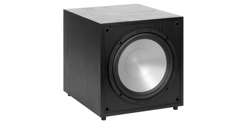 monitor audio mrw10 subwoofer activo 10