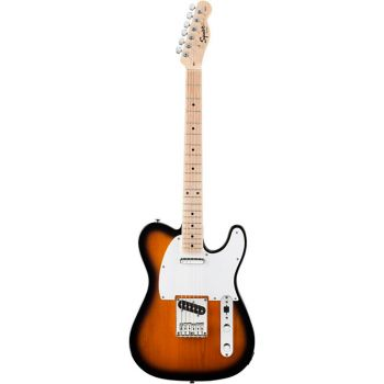 Fender Squier Affinity Series Telecaster Maple Fingerboard 2-Color Sunburst