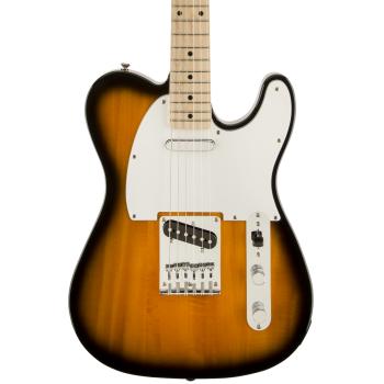 Fender Squier Affinity Telecaster Maple Fingerboard 2-Color Sunburst