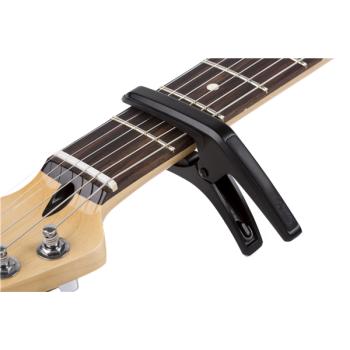 Fender Cejilla para Guitarra Phoenix Capo Negra