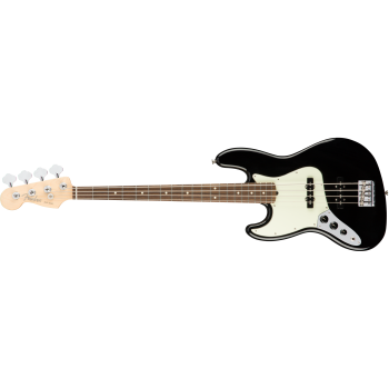 Fender American Pro Jazz Bass Left-Hand Rosewood Fingerboard Black