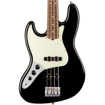 Fender American Pro Jazz Bass RW Black LH